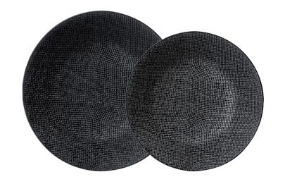 Grès Vésuvio noir ou ivoire